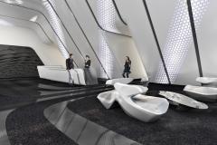 1000 Museum Lobby